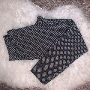 👖👖 GAP straight leg pattern pants 👖👖
